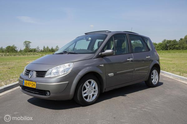 Renault Scenic 1.6-16V Expression Comfort panorama airco cruise