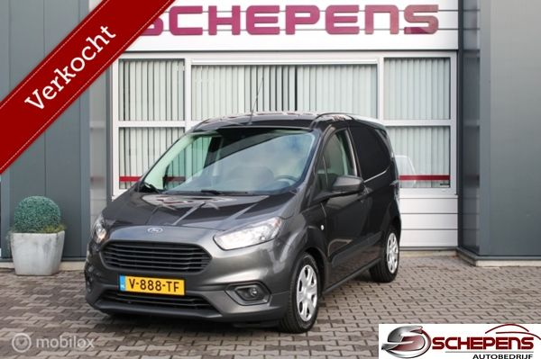 Ford Transit Courier 1.5 TDCI | Airco | Navi | Rijklaar