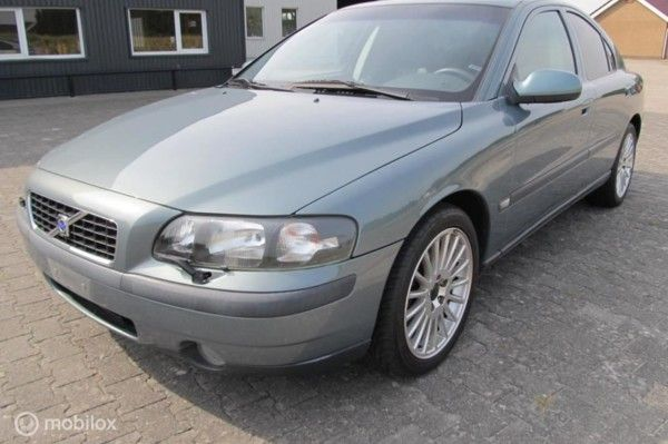 Volvo S60 - 2.4 T Geartronic YOUNGTIMER unieke 22813 km !!!!l