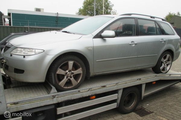 Onderdelen Mazda 6 2.0 CiTD Executive Station