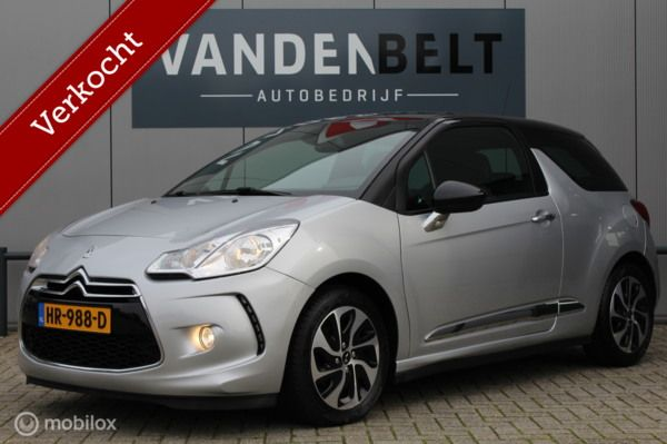 Citroen 1.6 BlueHDi So Chic Business DS Navi Pdc Cruise Clima
