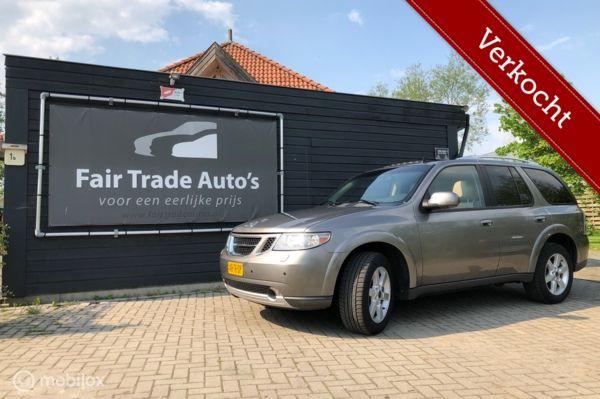 Saab 9-7X 5.3 V8 verkocht