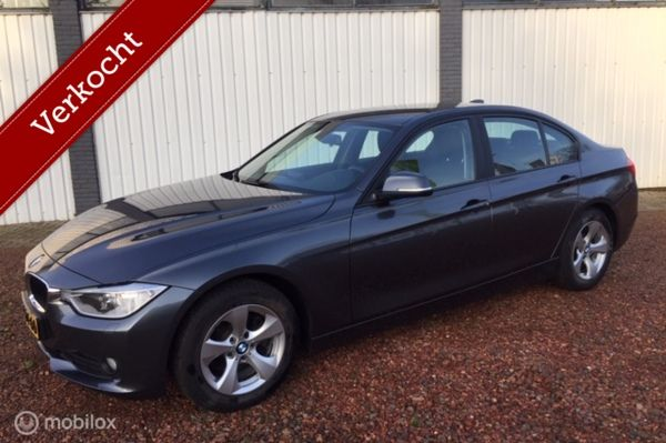 BMW 3-serie 320d EfficientDynamics Upgrade Edition