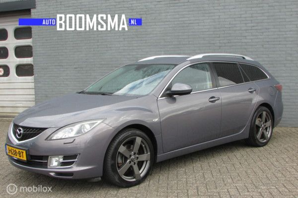 Mazda 6 Sportbreak 2.5 170pk Exclusive Full options
