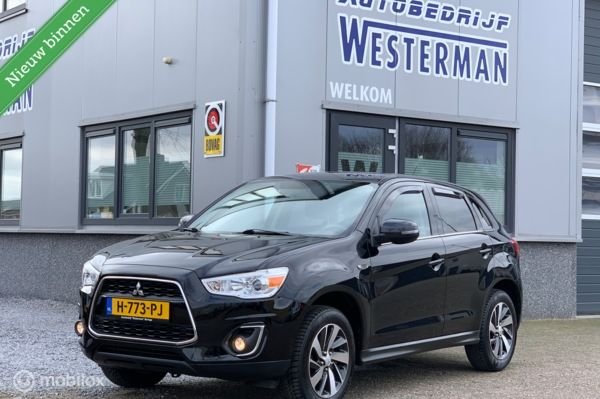"Mitsubishi ASX 1.6 Cleartec Intense Navi Clima Cruise Bluetooth 17""Lmv etc."
