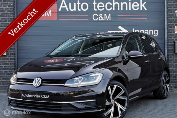 Volkswagen Golf 1.0 TSI Highline/Sound/Led/Acc/Apple/PDC/Nav
