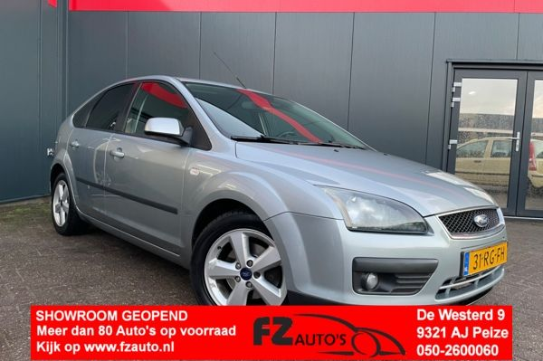 Ford Focus 1.6-16V First Edition | L.M velgen | Metallic |