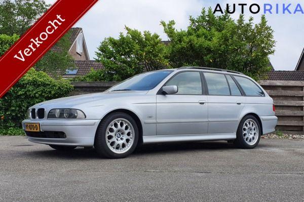 BMW 5-serie Touring 520i Lifestyle Edition