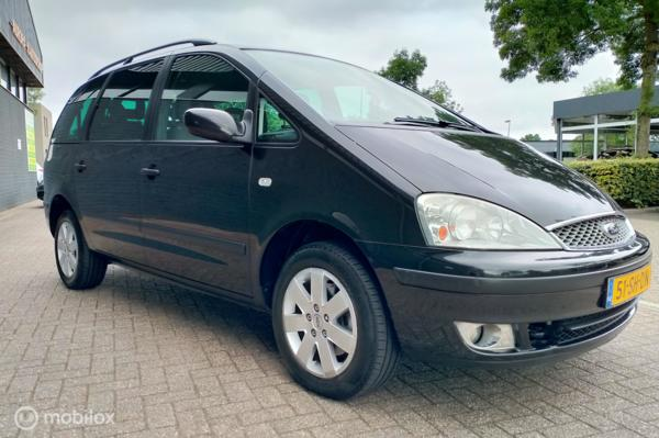 Ford Galaxy 2.3-16V7-Persoons/Goed onderhouden