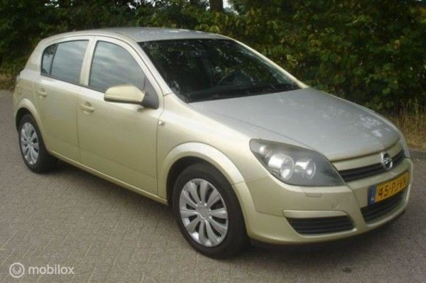 Opel Astra - 1.7 CDTI AIRCO APK 1-2021