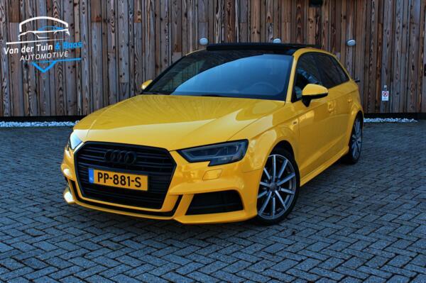 Audi A3 Sportback 1.5 TFSI CoD Sport S Line Edition AUT