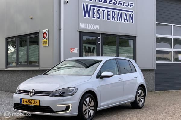 Volkswagen Golf e-Golf Excl. BTW Navi Clima Led Virtual Cockpit Pdc