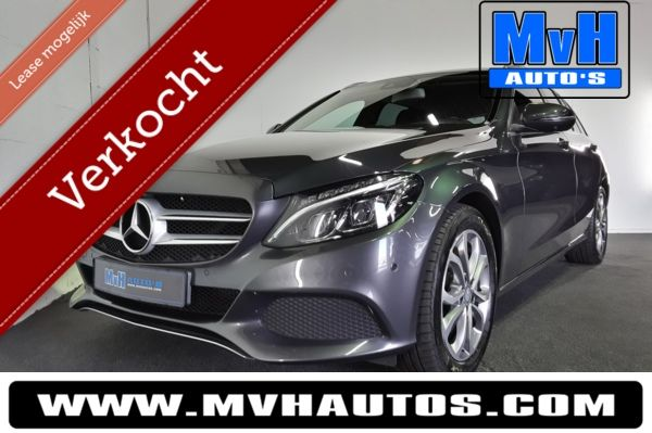 Mercedes C-klasse Estate 350 e Lease Edition