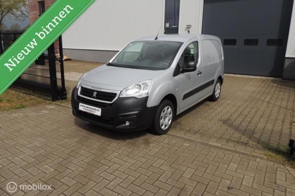 Peugeot Partner bestel 120 1.6 VTi 98 Profit+ Full options