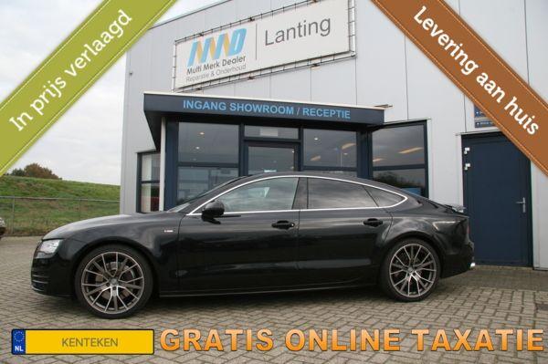 Audi A7 Sportback - 3.0 TFSI quattro Pro Line plus | 420 PK