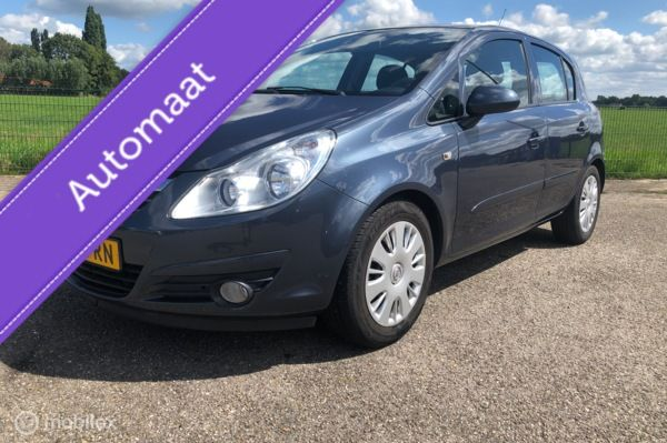 Opel Corsa 1.4-16V Enjoy VOL-AUTOMAAT