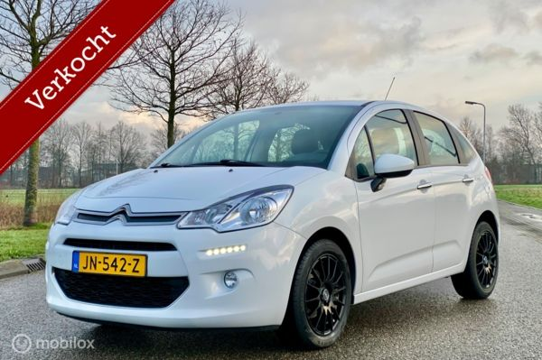Citroen C3 1.6 BlueHDi Business Topstaat