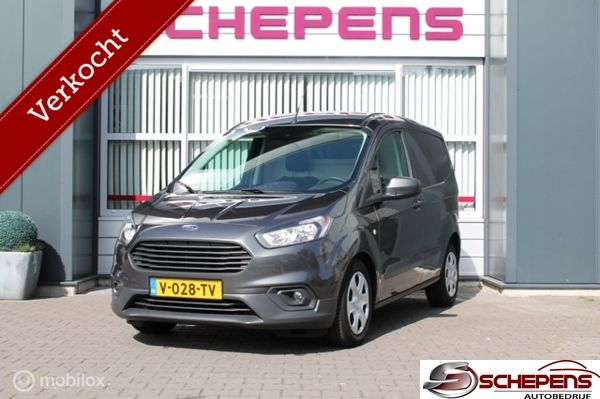 Ford Transit Courier 1.5 TDCI | Airco | Schuifdeur | Navi
