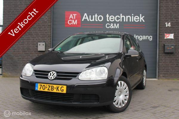 Volkswagen Golf 1.9 TDI Trendline Business/goal/cruise/airco