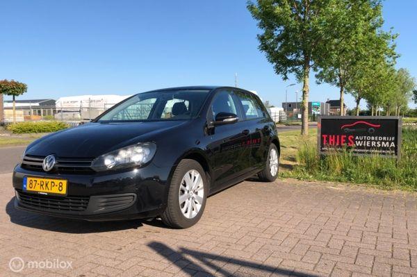 Volkswagen Golf 1.2 TSI BlueMotion DSG Flippers Navi Cruise Clima