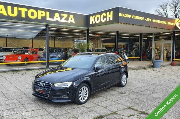 Audi A3 Sportback 1.4 TFSI Xenon/LED/Navi/Cruise/Stoelverwarming