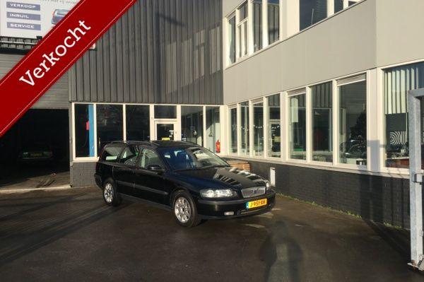 Volvo V70 2.4 170pk Premium Line