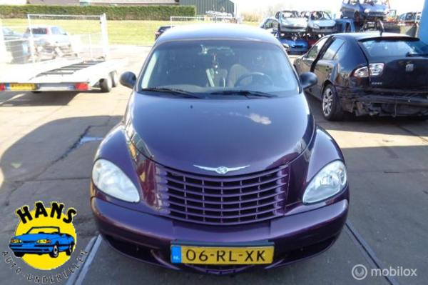 Chrysler PT Cruiser 2.4i Classic 2000 - 2007