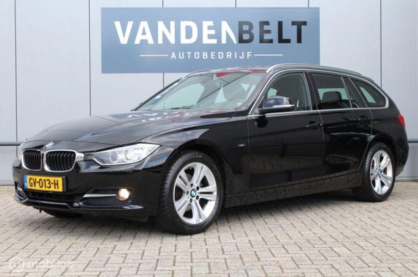 BMW 3-serie Touring 318d Corporate Lease Sport Xenon Sportstoelen Navi Pdc