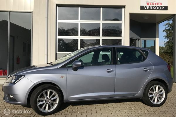 Seat Ibiza 1.0 EcoTSI Style. Private Lease.