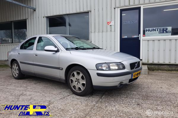 Volvo S60 2.4 , Kleurcode 426