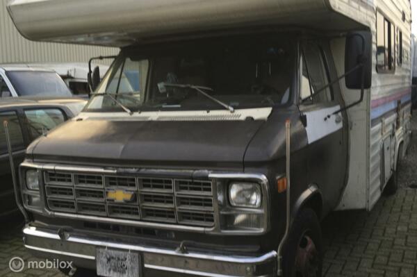 Chevrolet Chevy G30 6.6 V8
