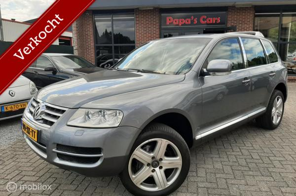 Volkswagen Touareg 4.2 V8 Voll Opties / Youngtimer