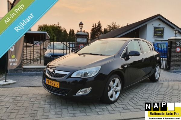 Opel Astra 1.4 Edition HB (5-drs/❄️Airco/Cruise) Incl. beurt
