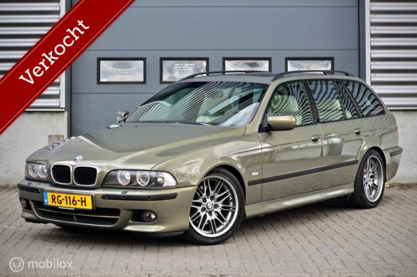 BMW 5-serie Touring 530d Individual M-Sport | Lifestyle Edition