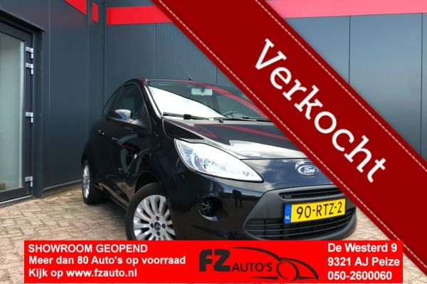 Ford Ka 1.2 Cool & Sound start/stop | L.M Velgen |