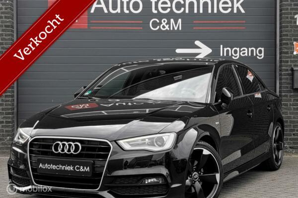 Audi A3 Limousine 1.4 TFSI 3xSline/Navi/S-tronic/Rotor/Led/