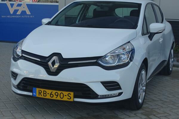 Renault Clio 0.9 TCe Zen, NL, 1e eig. cruise, navi, PDC, DAB