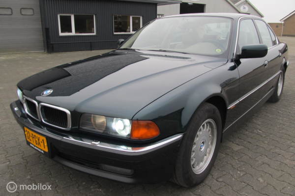 BMW 7-serie 740 I Executive, LPG G3 YOUNGTIMER, 118223 KM  !!!