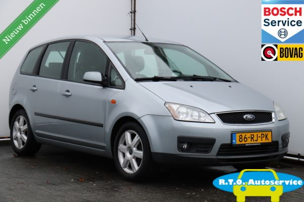 Ford Focus C-Max 1.6-16V Ambiente AIRCO INRUIL KOOPJE !!