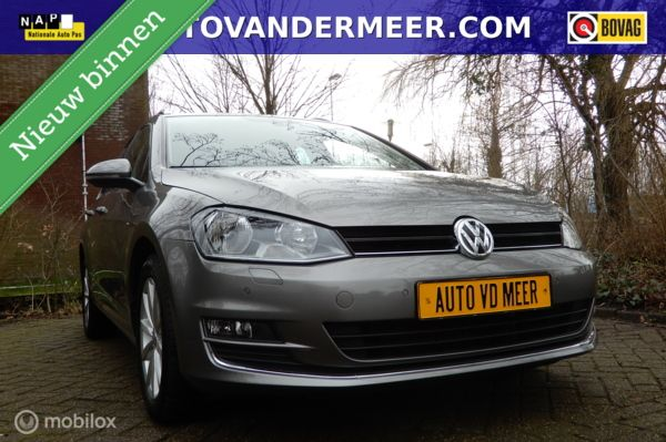 Volkswagen Golf Variant 1.4 TSI Business Edition Connected