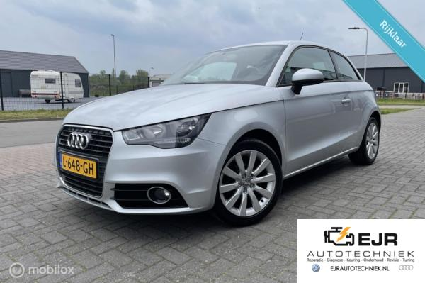 Audi A1  1.2 TFSI Attraction AIRCO/STOELVERW/PDC/CV/TOPSTAAT