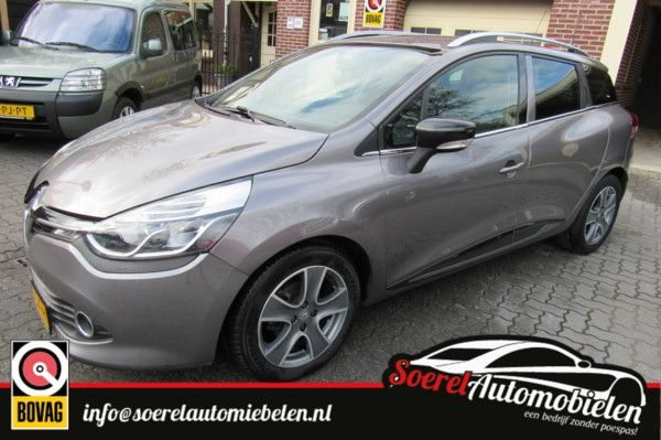 Renault Clio Estate 0.9 TCe Night&Day, airco, navi, cruise,