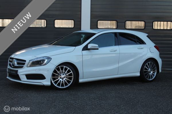 Mercedes A-klasse 180 CDI AMG-styling | NAP | Top staat