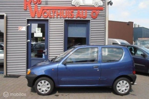 Fiat Seicento - 1100 ie Young