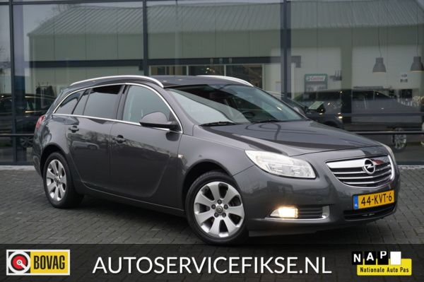 Opel Insignia Sports Tourer 1.6 T COSMO NAVI CLIMA PDC TREKHAAK