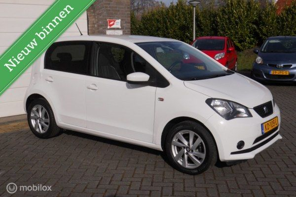Seat Mii 1.0 Sport Connect met Seat Sound System + Sub
