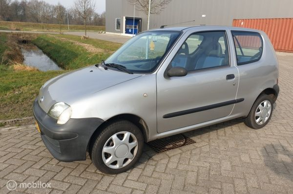 Fiat Seicento 1.1 Brush