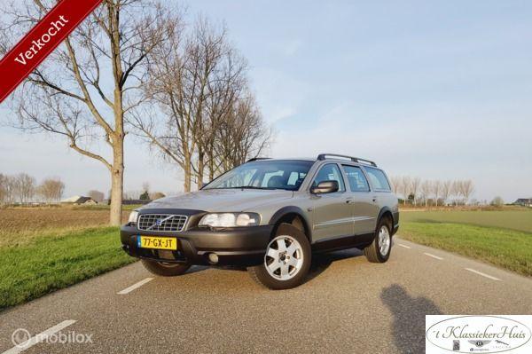 Volvo V70 Cross Country 2.4 T VERKOCHT