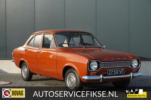 Ford ESCORT MK1 1100L ORIGINEEL NEDERLANDS GELEVERD 02-01-1973