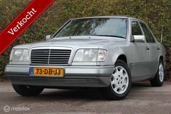 Mercedes E280 W124 automaat 1993 airco/cruise E-klasse 280